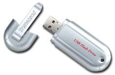 Transcend USB drive