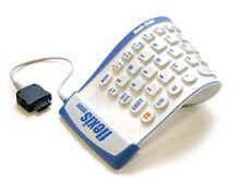 Клавиатура Flexis