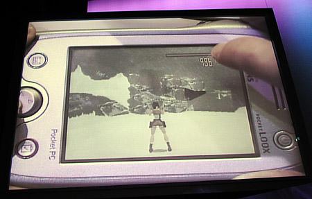 Lara Croft PXA 250
