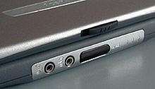Acer TravelMate 350TE - Audio&IR