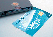 Smartcard Acer TravelMate 350TE