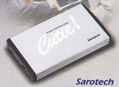 Накопитель Cutie! FHD-253U2 от Sarotech