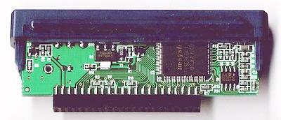 USB-IDE adapter, PCB