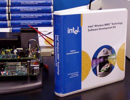 ����� ���������� �� Intel Wireless MMX Technology Software Development Kit