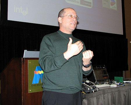 IDF 2005 - Шон Мэлоуни (Sean Maloney)