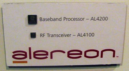 Первые чипы UWB производства компаний Alereon