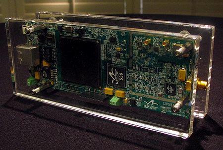 модели UWB-интерфейса третьего поколения