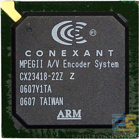 Микросхема MPEG-кодера/