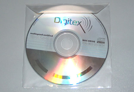 Software to recover data from scratched dvd