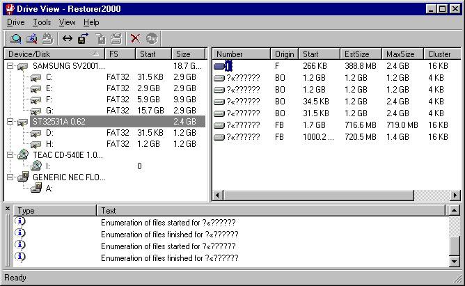 R.saver - бесплатная программа для восстановления данных - R. Лучшие програ