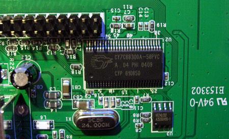 Asus crw 5232as