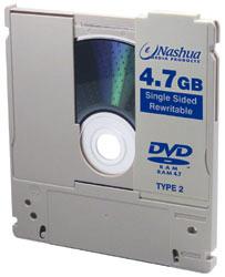 dvd-ram cart
