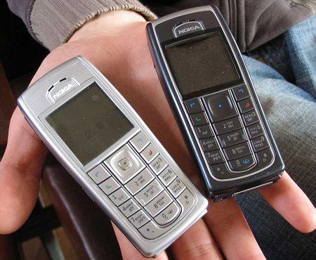 ������� �������� Nokia 6230i