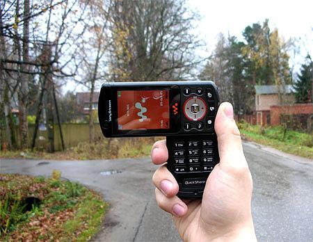 Sony Ericsson W900i Мужской