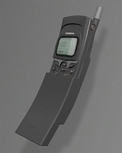 Модели телефонов из фильмов
