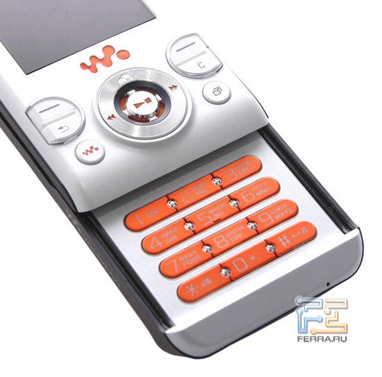 Стилевое оформление Sony Ericsson W580i 2