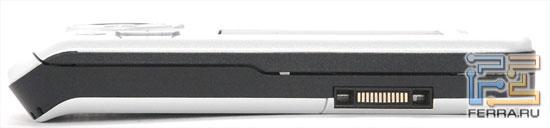 Боковые элементы Sony Ericsson W580i 2