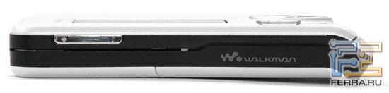 Боковые элементы Sony Ericsson W580i 3