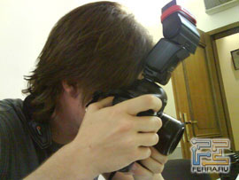 Примеры фотосъёмки Sony Ericsson W580i 13