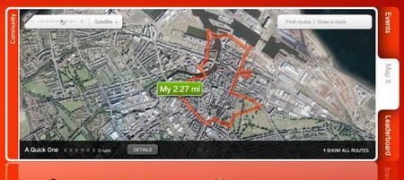 Использование спутниковых карт для прокладки маршрутов