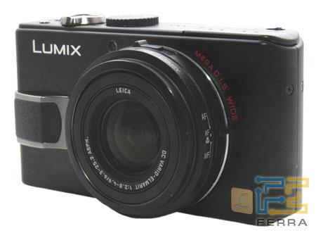 LUMIX DMC LX-2: переключатели на объективе
