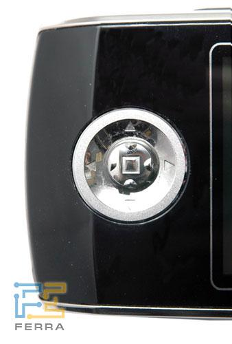 Genius G-Shot D1212 PMP: органы управления - джойстик
