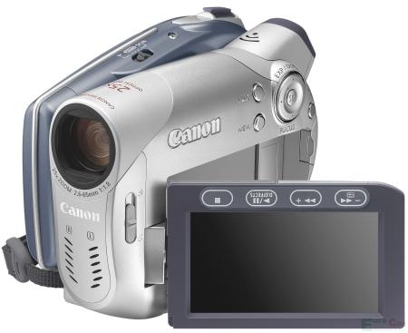 Canon DC100&