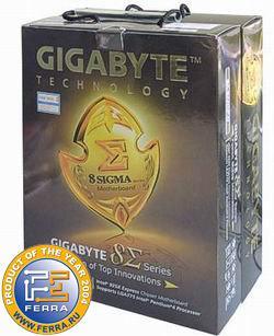 Gigabyte GA-8ANXP-D