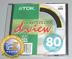 TDK D-view