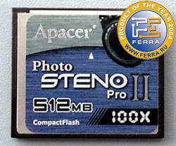 Apacer Photo Steno Pro II