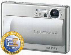 Sony CyberShot T-1