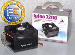 GlacialTech Igloo 7200