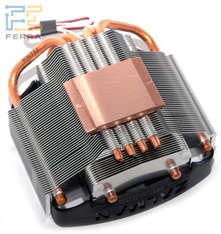 CNPS8000 – вид снизу