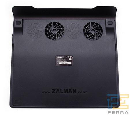 Zalman ZM-NC1000: вид снизу