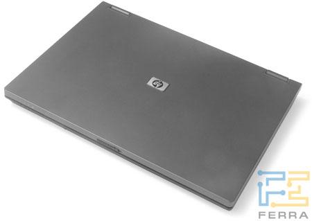 HP Compaq nx7400: внешний вид в закрытом состоянии