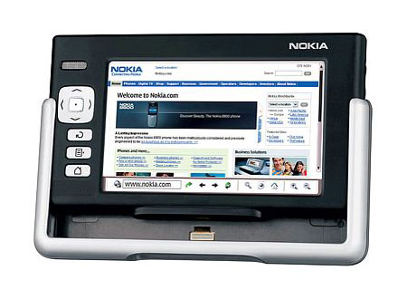 Nokia 770: ����� ������� ����-������