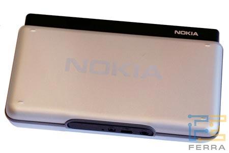 Nokia 770: защитный кожух 1
