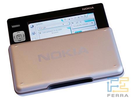 Nokia 770: защитный кожух 2