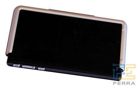 Nokia 770: задняя стенка