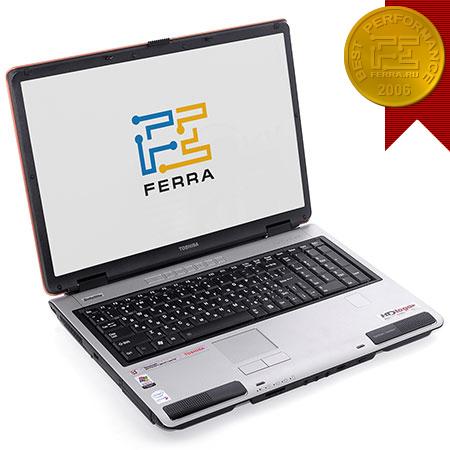 Toshiba Satellite P100: ������ ������������������ 2006 ����