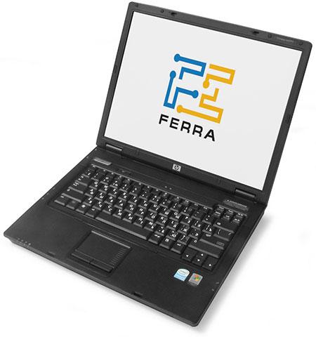 HP Compaq nx6310: ��������� ������� � ������������� �����