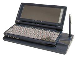 Hewlett-Packard Jornada 720 на подставке