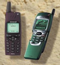Nokia7110 Ericsson R320s