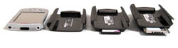 Compaq iPaq H3630 с двумя Expansion Jackets и Compaq Aero 1550