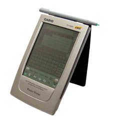 Casio Pocket Viewer PV-450S