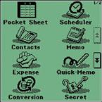 Скриншоты PDA Casio PV-450S