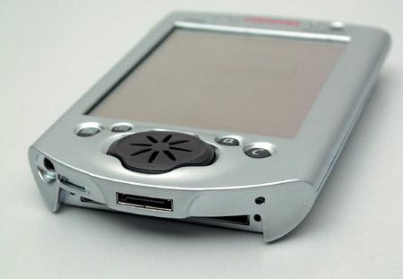 разъемы iPAQ H3100