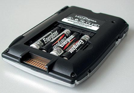 Батарейный отсек Handera 330