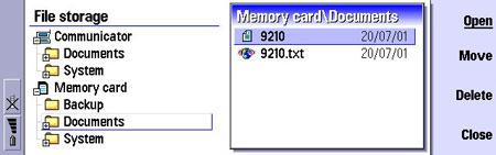 Nokia 9210 - ������� �����