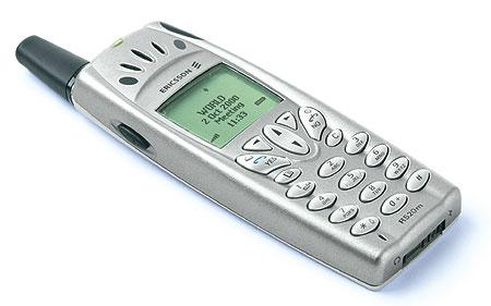смартфон Ericsson R520m